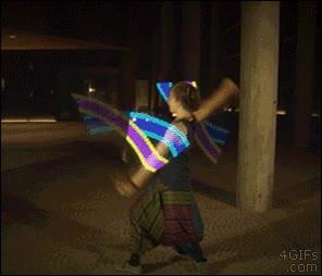 Enlace a El ninja de la luz