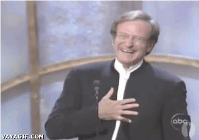 Enlace a Si alguien se merecía esa estatuilla eras tú, descansa en paz Robin Williams