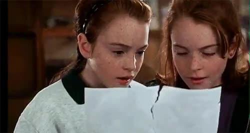 Enlace a Si Lindsay Lohan hubiera sabido lo que le deparaba el futuro...