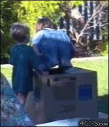 Enlace a No sé este niño ha cometido un inocente error o en realidad es un pedazo de psicópata