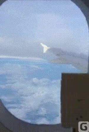 Enlace a History ya está investigando el espectacular caso de un ovni divisado desde el vuelo JF430