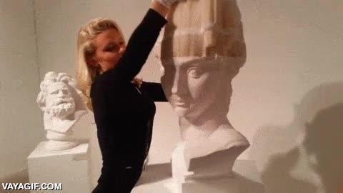 Enlace a Esculturas a las que se les va la olla y a ti al verlas también