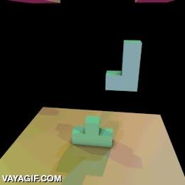 Enlace a Tetris infinito