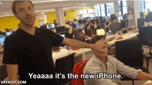 Enlace a En cuanto tenga el nuevo iPhone...