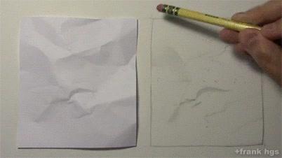 Enlace a El verdadero artista del lápiz