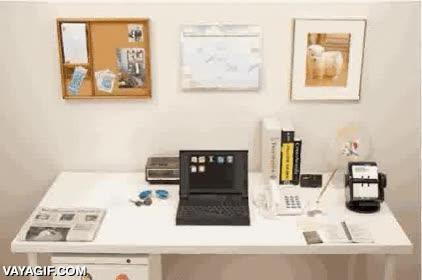 Enlace a La evolución de los escritorios