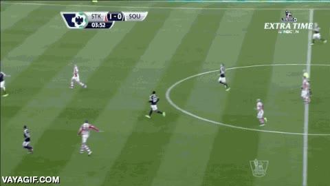Enlace a Éste fue el record de gol a máxima distancia en la Premier League