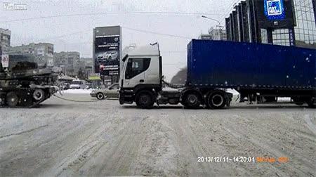 Enlace a En Rusia las grúas sólo podían ser así