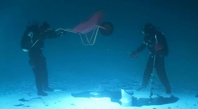 Enlace a La carretilla hecha de helio