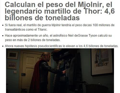 Enlace a ¿Una percha traída de Asgard?