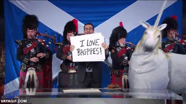 Enlace a En los programas de la tele inglesa se toman el referéndum por la independencia de Escocia con humor