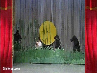 Enlace a Nunca te rías del poder de un samurai