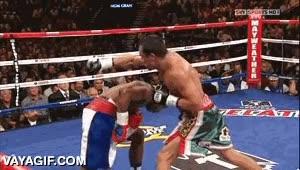 Enlace a Floyd Mayweather y por qué es tan buen boxeador