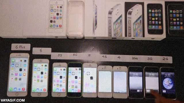 Enlace a Desbloqueando todos los modelos de iPhone de una tacada