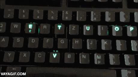 Enlace a ¡Quiero ese teclado!