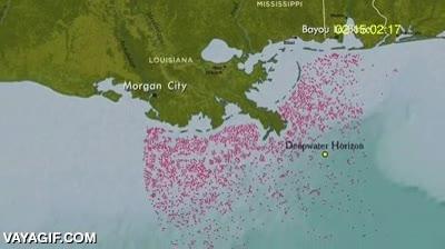 Enlace a Estos son los pozos y bolsas subterráneas de petróleo y gas que tiene USA en una de sus costas