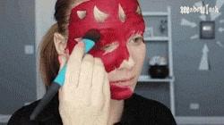 Enlace a Puedes convertirte en Darth Maul sólo con maquillaje