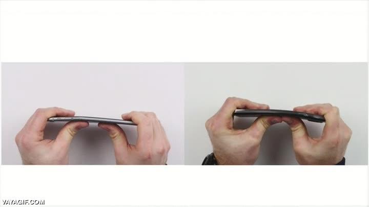 Enlace a En una cosa parece que Samsung se ha sumado un punto frente a Apple con su nuevo iPhone 6
