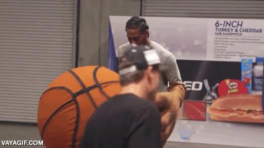 Enlace a ¿Así que el basket normal no es suficiente para ti? ¡Pues prueba así!