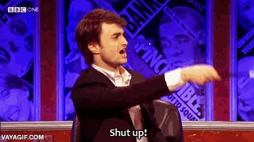 Enlace a Cuando alguien habla mal de Harry Potter