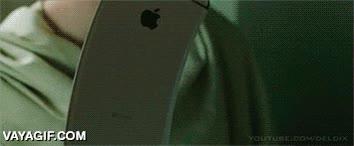 Enlace a Dicen que los iPhone nuevo se doblan, pero no me esperaba que fuera de esta manera