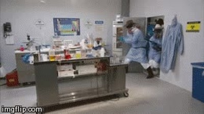 Enlace a Ciéntificos de Texas ante un escape del virus del Ébola