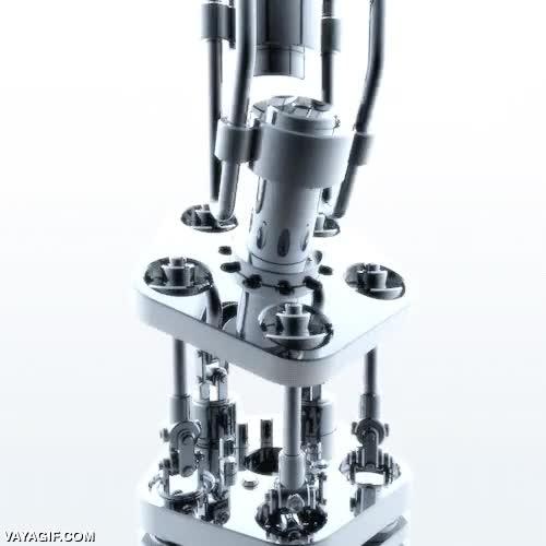 Enlace a Así funcionan los pistones axiales de un motor