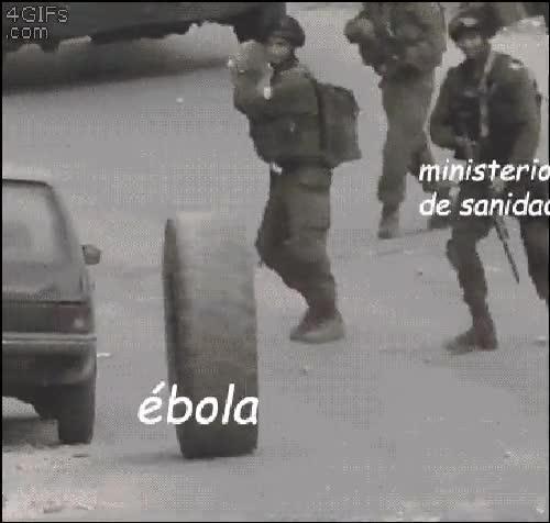 Enlace a El Ébola en España