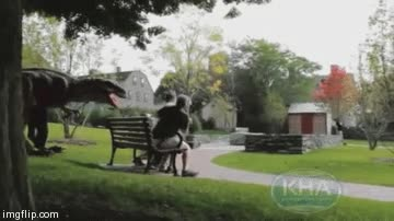 Enlace a Una buena manera de conseguir un banco libre en el parque