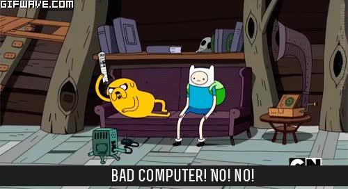 Enlace a Cuando tu ordenador se bloquea