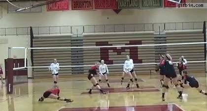 Enlace a La importancia de ser flexible para ser una buena jugadora de voleibol