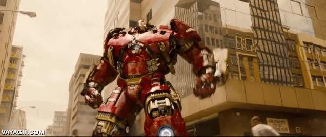 Enlace a Una pequeña muestra de lo que le pasará a Iron Man en Los Vengadores 2