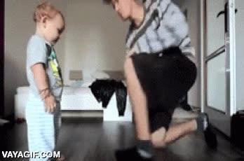 Enlace a A los niños hay que enseñarles desde bien pequeñitos