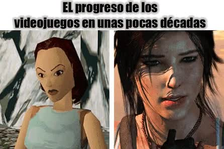 Enlace a Así han cambiado las cosas en pocos años en los videojuegos