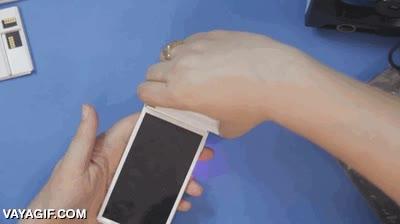 Enlace a Prototipo de smartphone por módulos intercambiables de Google
