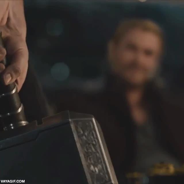 Enlace a Mover el Mjolnir es imposible, ¿no?