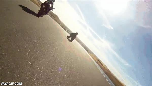 Enlace a Los riesgos del motociclismo