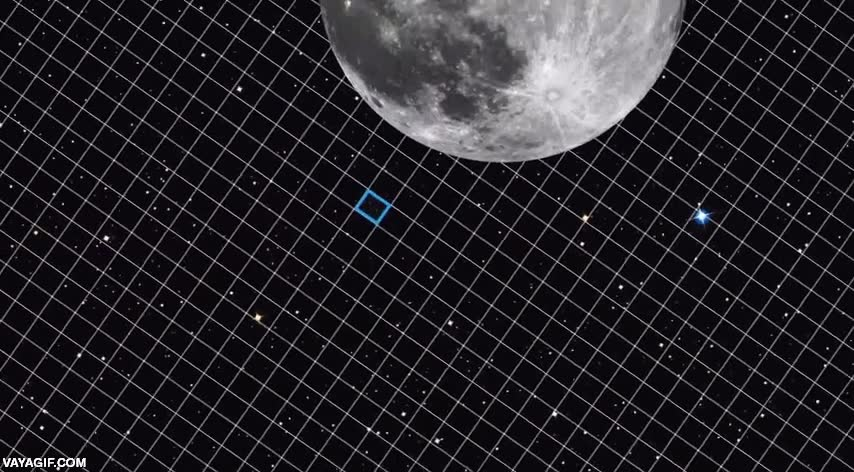 Enlace a Esto es un ejemplo de la potencia del telescopio Hubble desde la Tierra