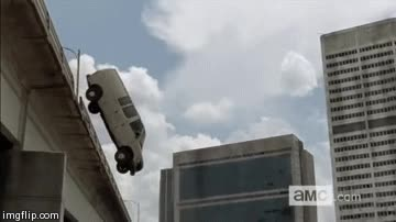 Enlace a En The Walking Dead las furgonetas son como los gatos, siempre caen de pie