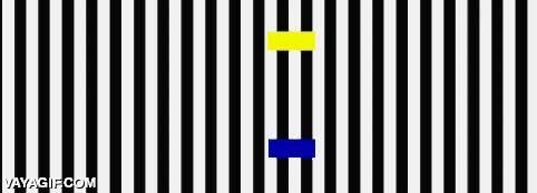Enlace a Cuesta creerlo, pero estos dos bloques se mueven exactamente a la misma velocidad