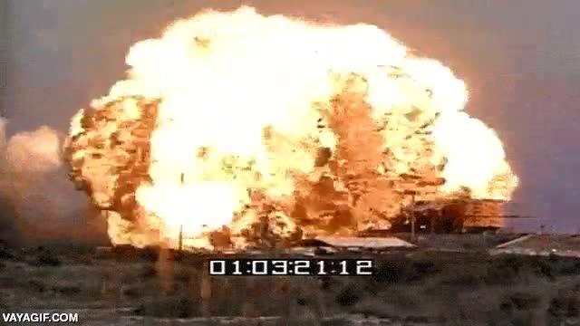 Enlace a El desastroso despegue fallido del Titan I de 1959