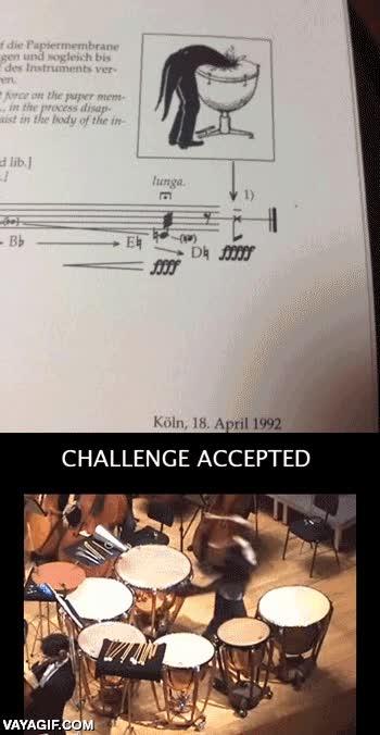 Enlace a Si la partitura lo dice, el músico debe ejecutarlo