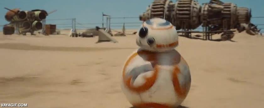 Enlace a Esto ha salido hoy en el nuevo tráiler de la próxima película de Star Wars, ¿qué os parece?
