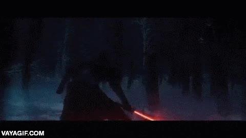 Enlace a ¿Que no os gustó el sable láser del nuevo tráiler de Star Wars? ¿Y así qué tal?