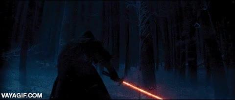 Enlace a Versión suiza del tráiler de Star Wars