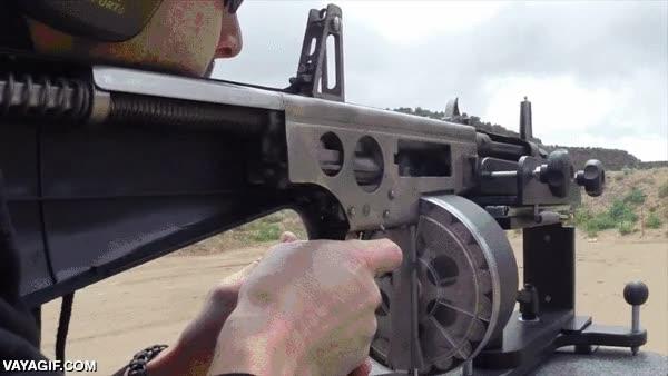 Enlace a Así funciona el mecanismo de esta escopeta automática por dentro