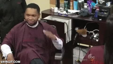 Enlace a Cuando vas a la peluquería y te proponen hacerte un corte de pelo de canis