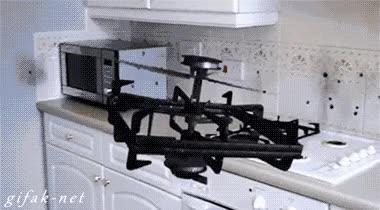 Enlace a La guerra de los electrodomésticos de cocina