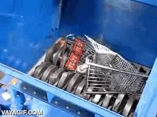 Enlace a Hay trituradores potentes y luego está este