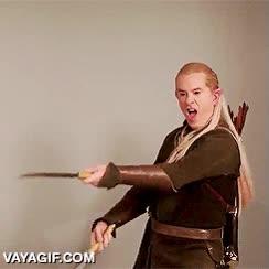 Enlace a No sé, yo recordaba a Legolas algo más... ¿guapo?